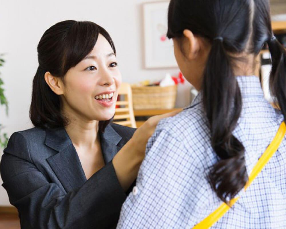 子育て中の女性も働きやすい職場づくりを目指して